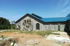 Budowa - kaplicy